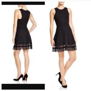 Black aqua brand dress 👗